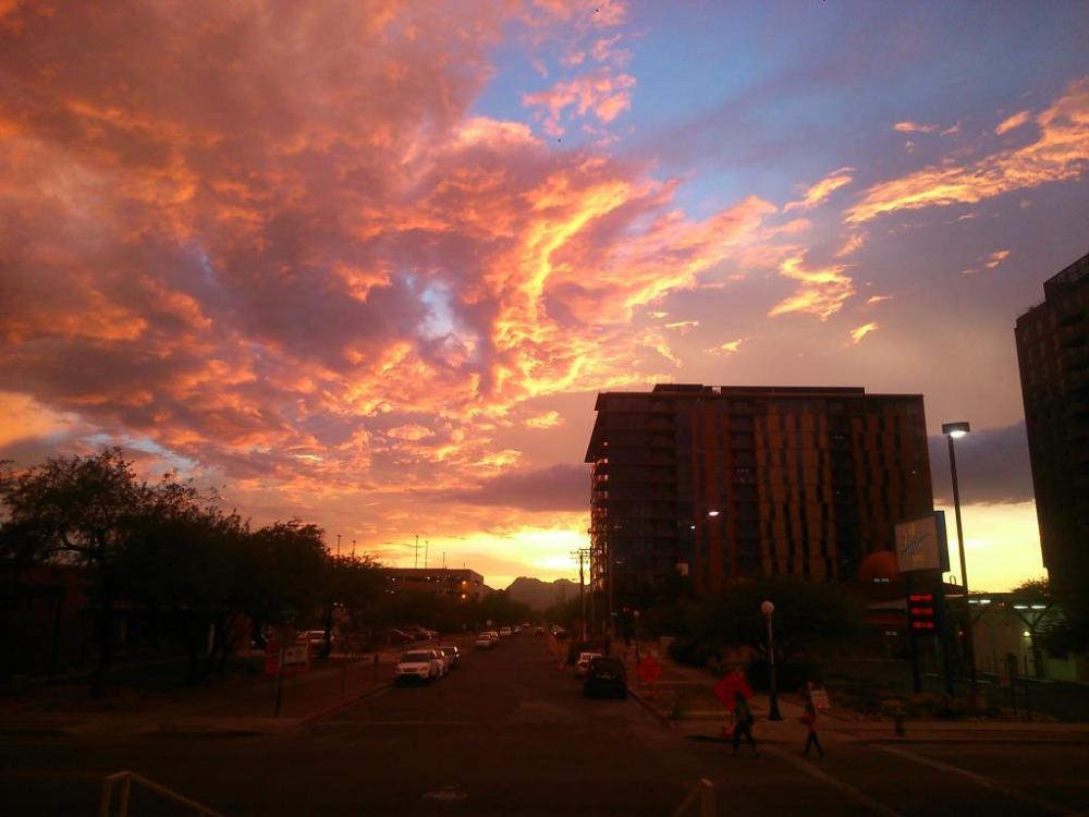 An Arizona Sunset