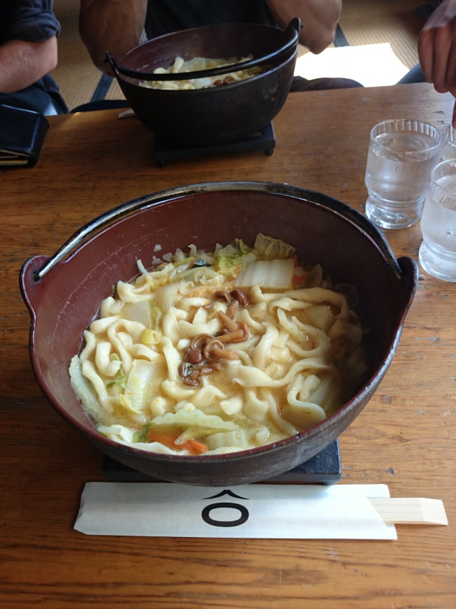 Traditional Japanese Nabe